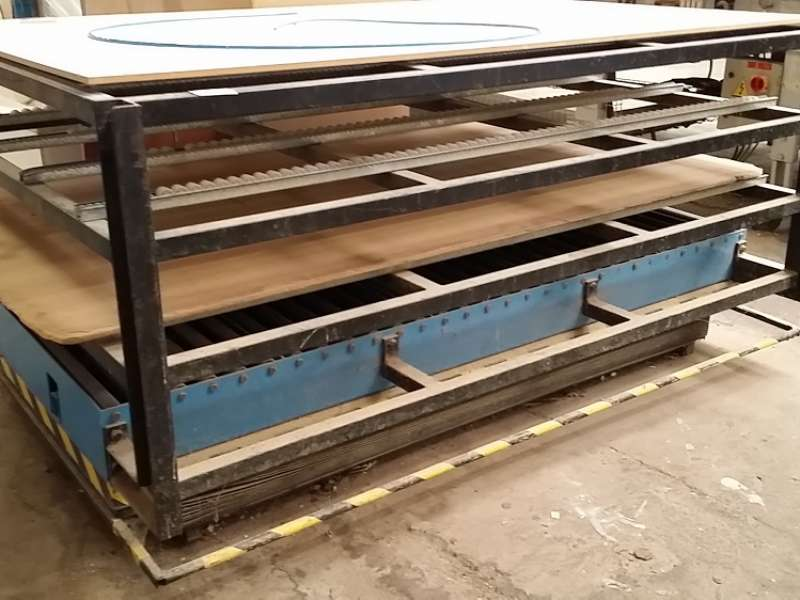 Table l vatrice 1 tonne occasion - Table elevatrice occasion ...