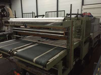 Filmeuse thermoretractable 2400 mm COMIL