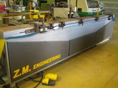 Perceuse Ficheuse  automatique CN ZM ENGINEERING